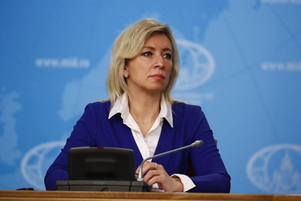 Захарова пообещала ответ ЕС на расширение санкций